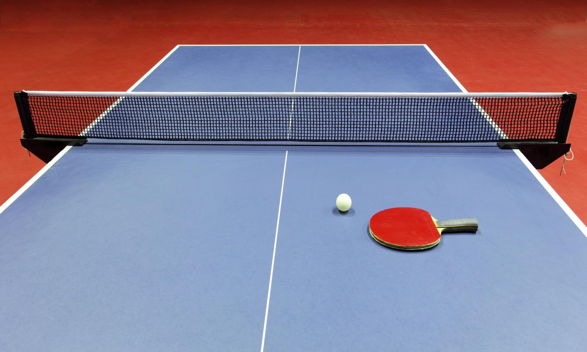 Regles Officielles Du Tennis De Table Domisport