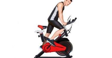 Caractéristiques du vélo de biking Sportstech SX100