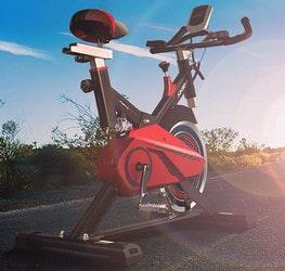 Test du vélo de biking Sportstech SX100