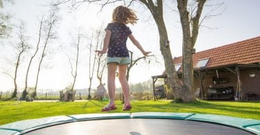 Bien choisir un trampoline