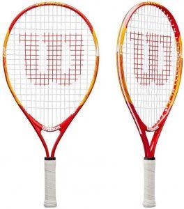 raquette de tennis enfant Wilson US Open